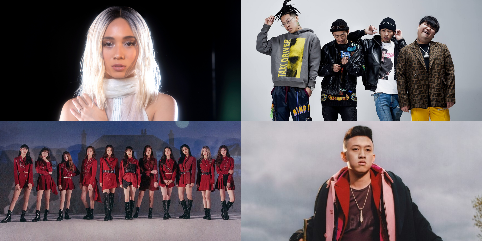 88rising adds LOONA and Higher Brothers to ASIA RISING FOREVER lineup, here's how to watch the festival via Bandwagon