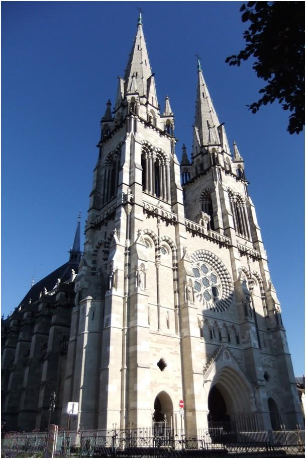 Cathédrale Notre-Dame-de-l'Annonciation, Moulins
