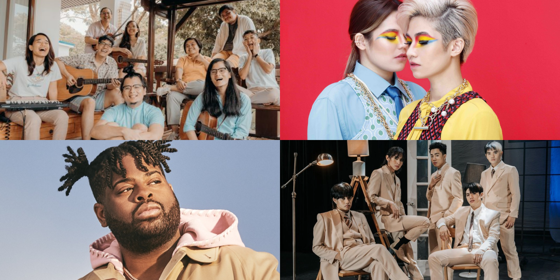 SB19, Ben&Ben, Leanne & Naara, Pink Sweat$ and more to perform at MYX Awards 2021