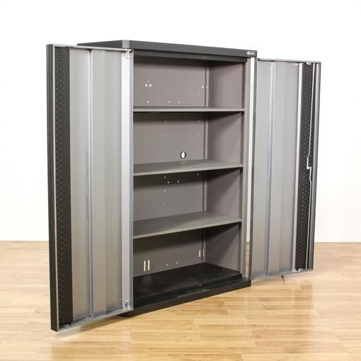 "Kobalt Tool Cabinet >> Large ""Kobalt"" Metal Tool Storage Locker | Loveseat ..."