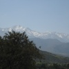 Tighedouine, View of Atlas Mountains (Tighedouine, Morocco, 2010)