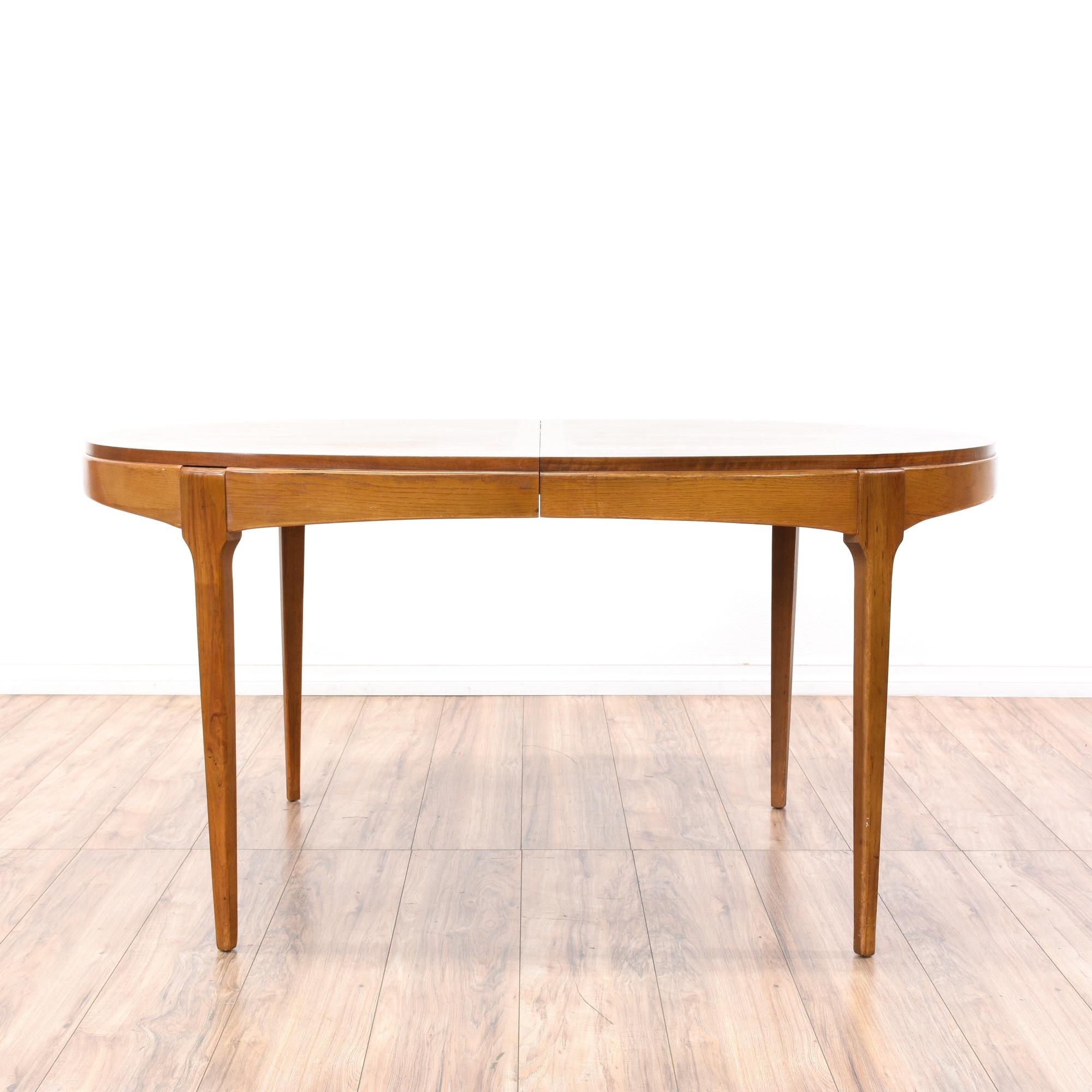 "Mid Century Modern ""Lane"" Rhythm Dining Table"