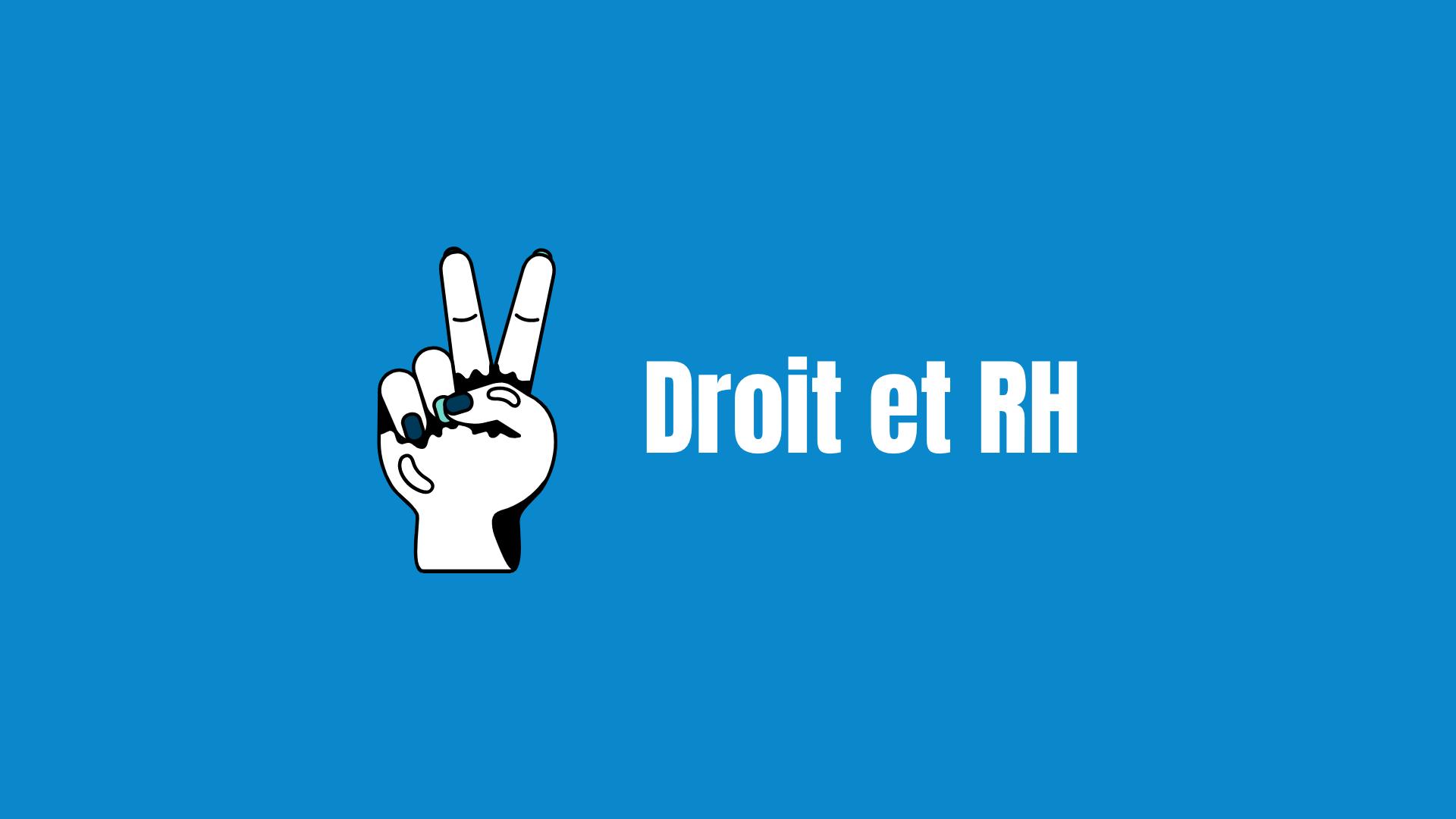 Représentation de la formation : Droit du travail et bases juridiques de la Gestion du Personnel