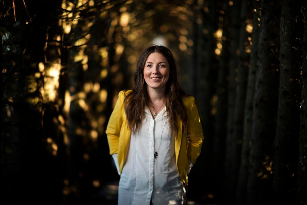 Anna Olofsson Frestadius, chef på avdelningen för landsbygdsutveckling på Torsta AB. Pressbild. Foto: Robert Henriksson / Torsta