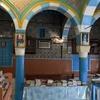 Interior 4, Slat Ribi Hizkia, Djerba (Jerba, Jarbah, جربة), Tunisia, Chrystie Sherman, 7/8/16
