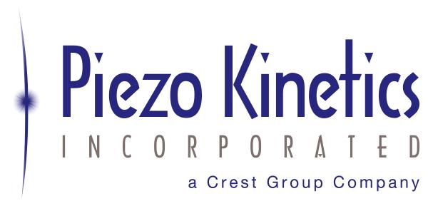 Piezo Kinetics, Inc.