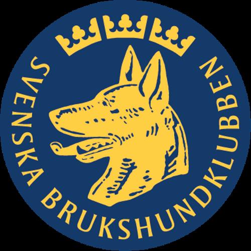 Svenska Brukshundklubben – för ett aktiv hundliv logo