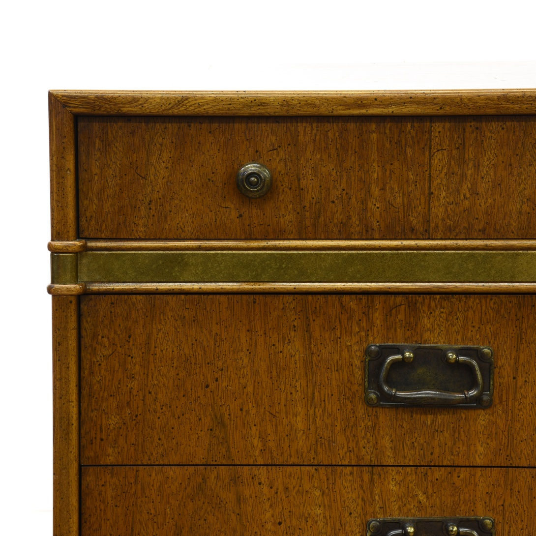 """Hickory Manufacturing Co."" Campaign Dresser"
