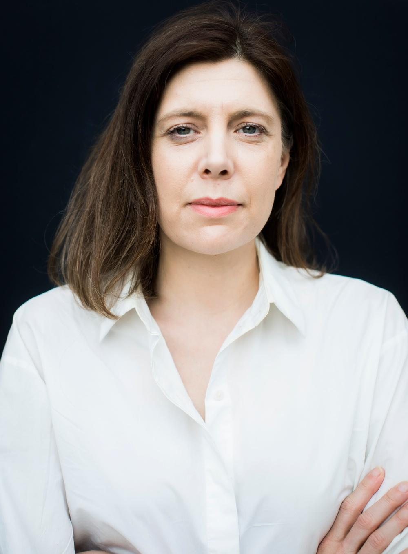 Sandra Nolgren, verksamhetsledare Svenska Tecknare. Foto: Anneli Nygårds