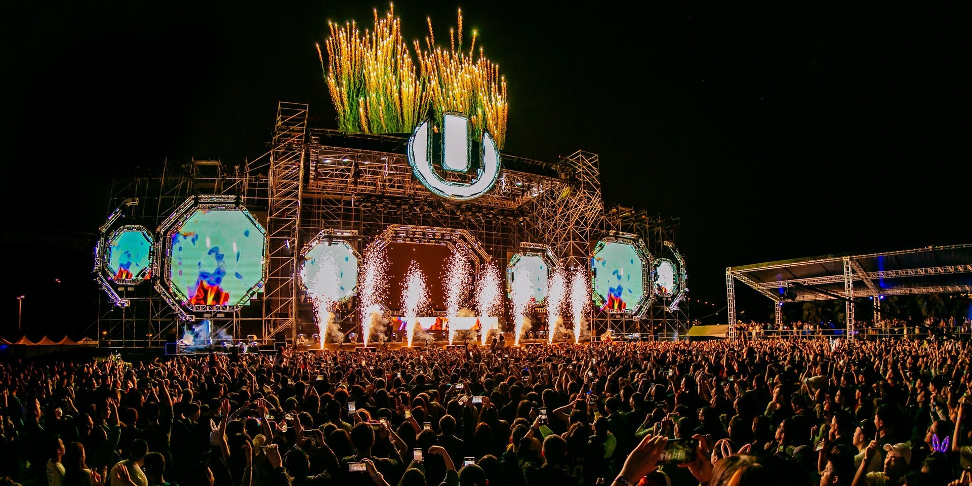 10,000 turn up for Ultra Music Festival 2020 in Taiwan, featuring Alesso, Kayzo, Slander, Vini Vici, and more – watch