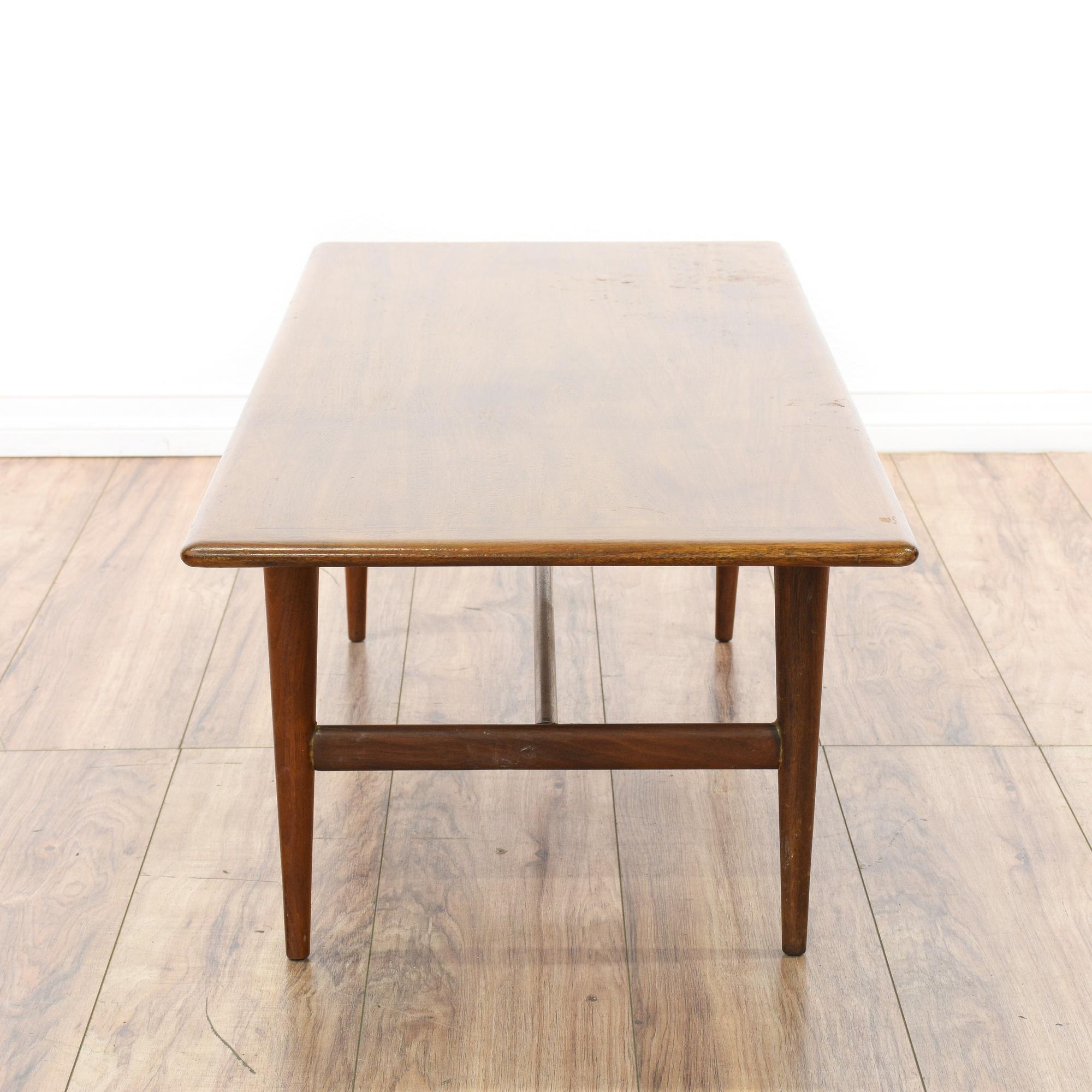 Mid Century Modern Rectangular Coffee Table