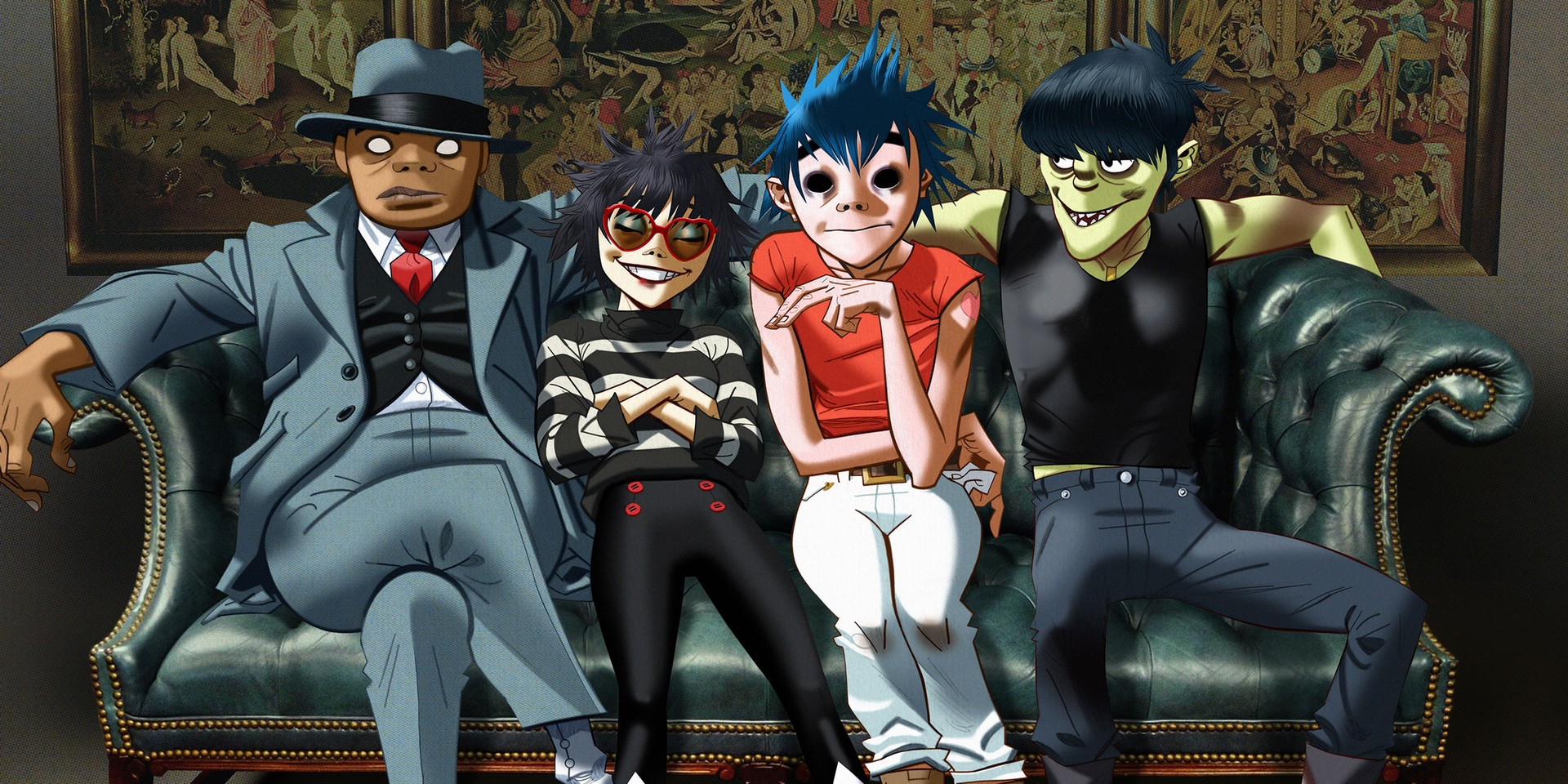 Tickets to Gorillaz' movie screening in Singapore now on sale