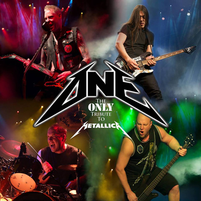 BT - ONE (The ONLY Tribute to Metallica) - October 6, 2019, doors 6:30pm