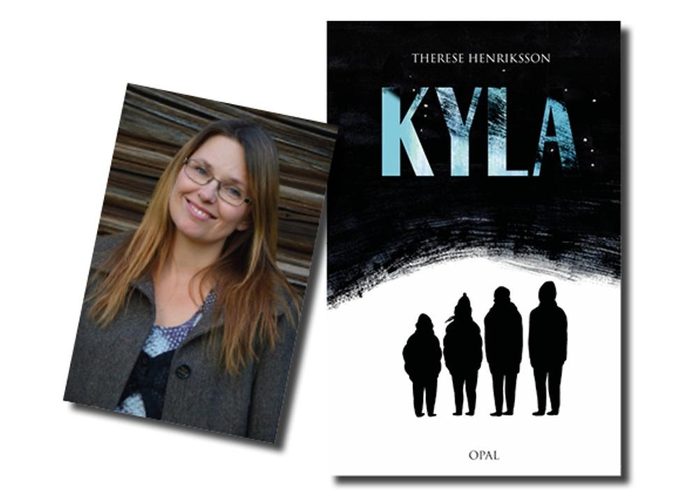Författarfoto: Lovisa Henriksson Omslag: Clara Dackenberg