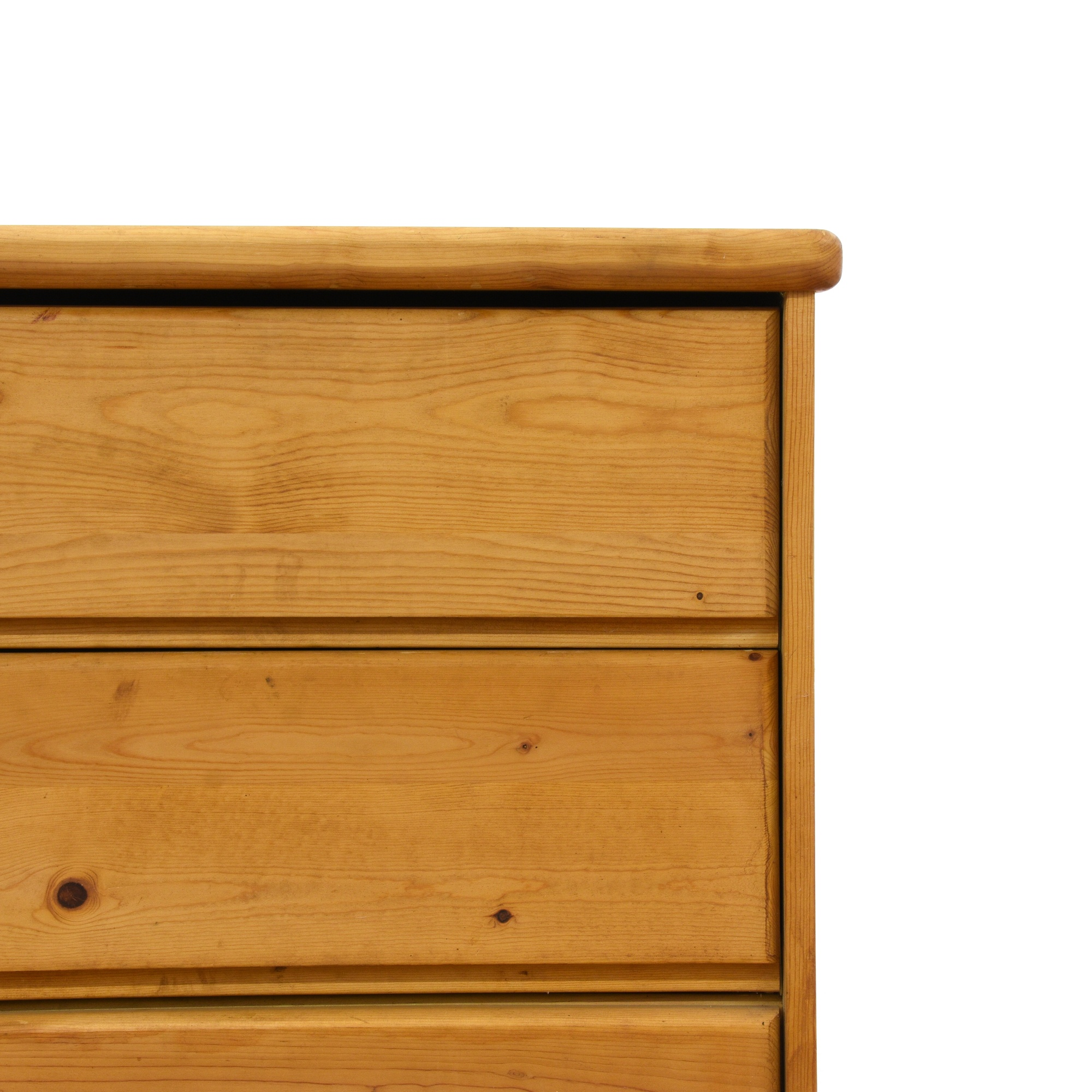 Rustic Unfinished Pine Chest Of Drawers Dresser Loveseat