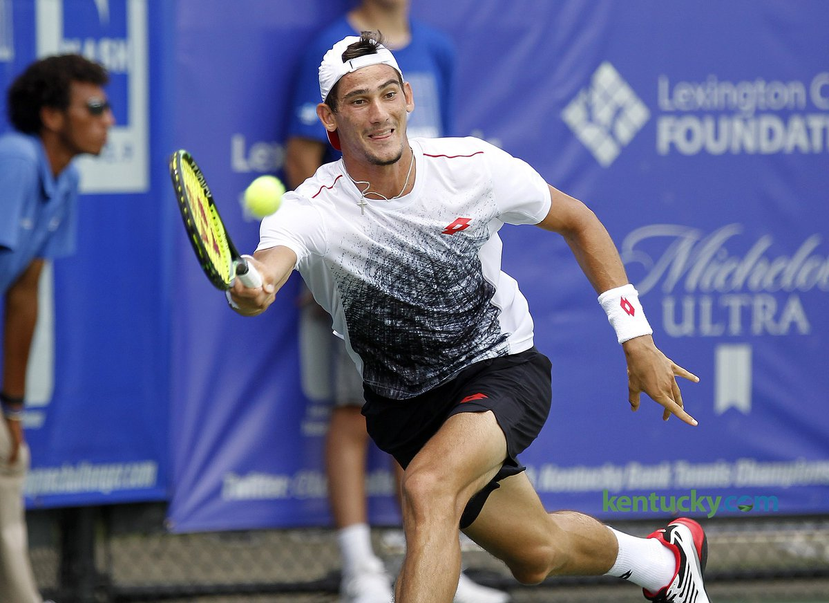 Lloyd wins his first Challenger title - Tennis South Africa