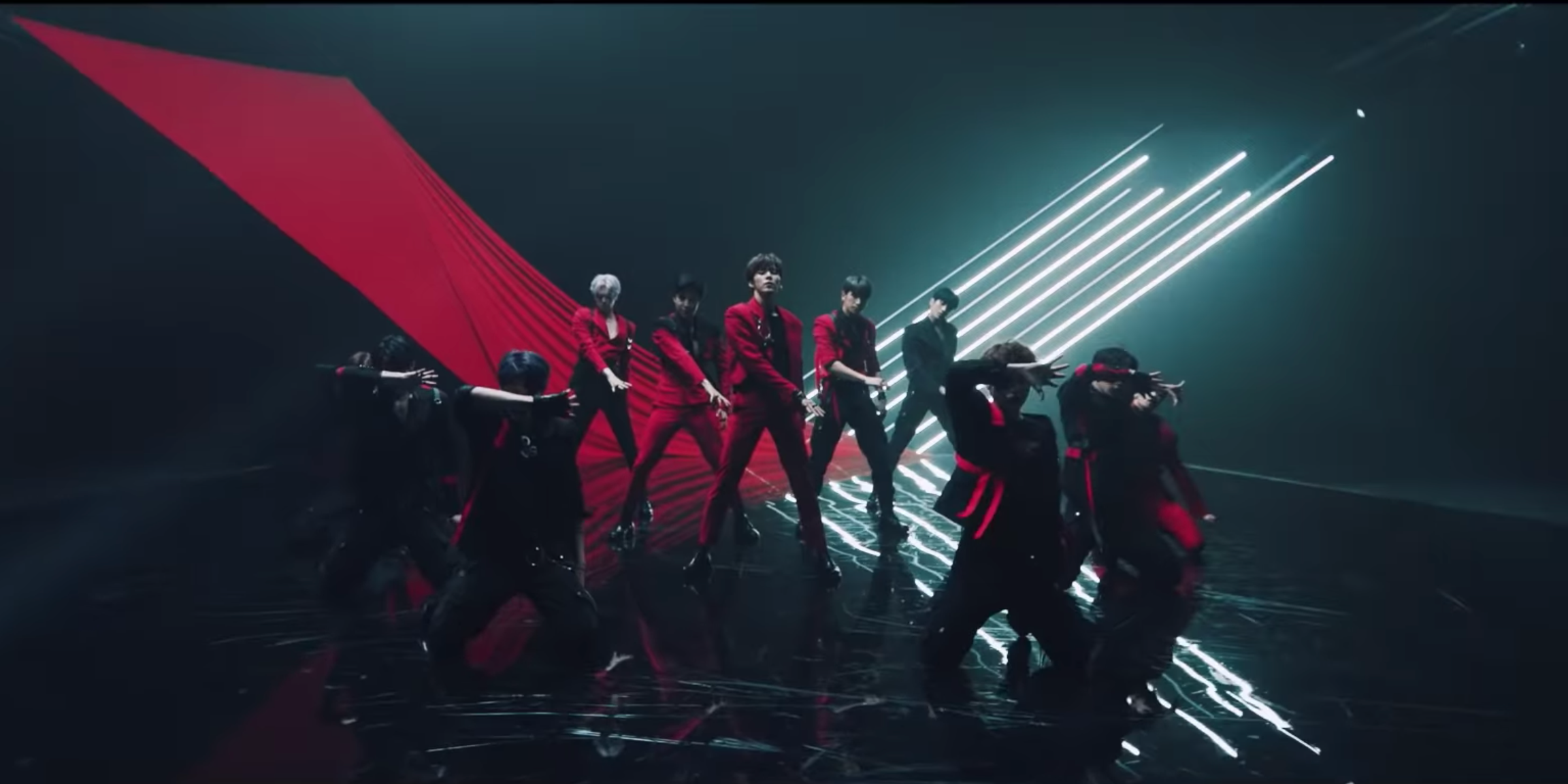K-pop group X1 makes grand debut with 'Flash' – watch