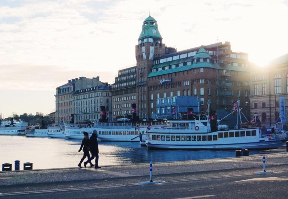 Stockholm hotell gästnätter höst