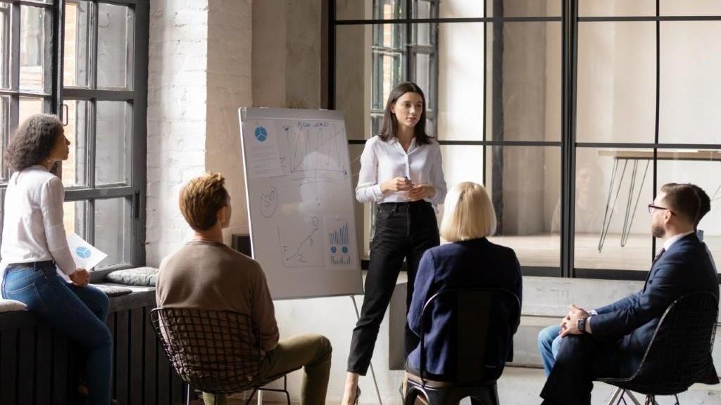 Représentation de la formation : Maîtriser vos prises de parole