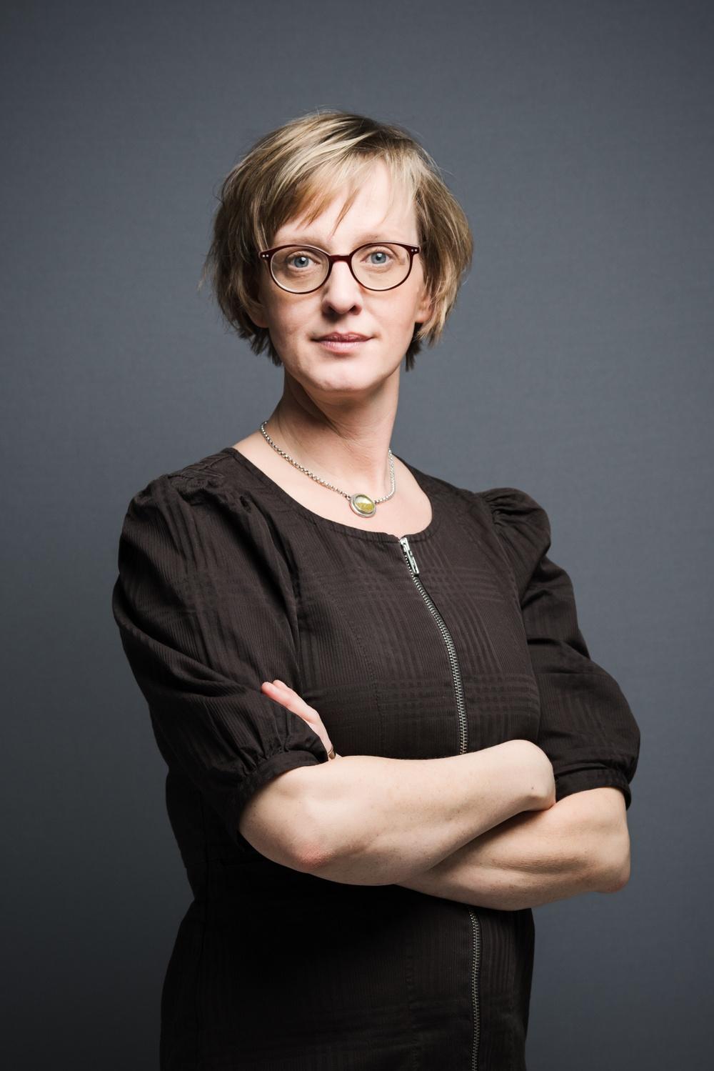 Maria Ekelund - kommunikationschef Foto: Sara Arnald