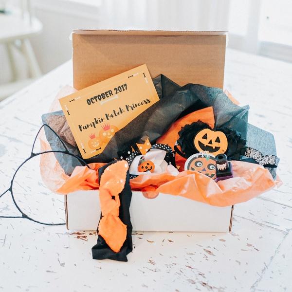 Pumpkin Patch Princess Box October 2017