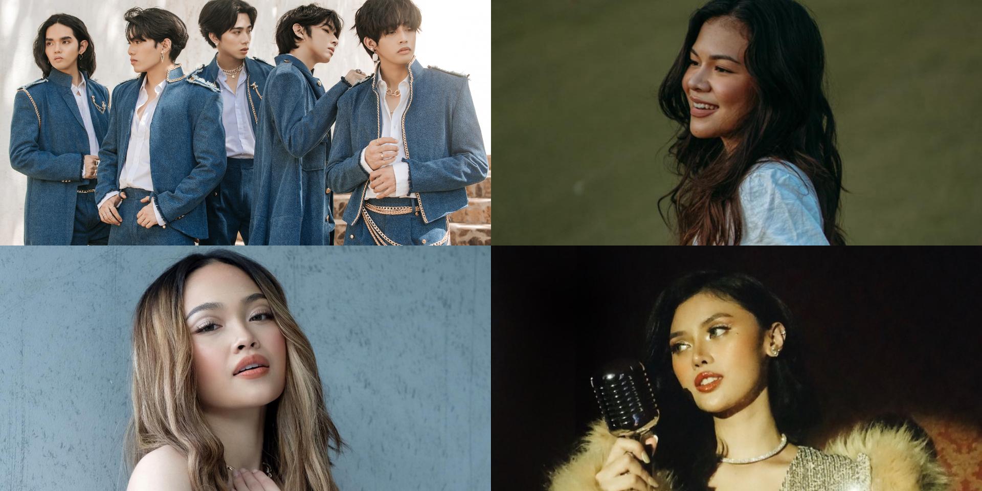 YouTube FanFest reveals lineup – SB19, AC Bonifacio, Lesha, Reneé Dominique, Zack Tabudlo, and more