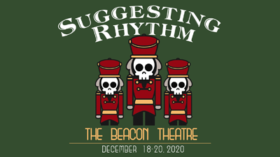 BT - Suggesting Rhythm - Sunday December 20, 2020, doors 6:30pm