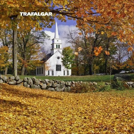 Fall Colours of New England