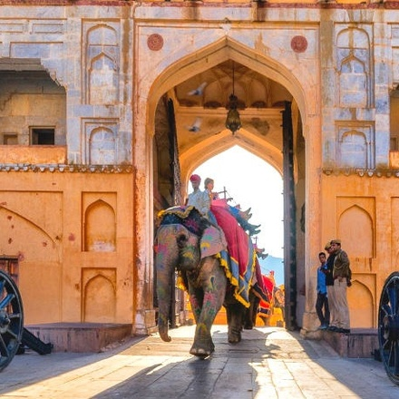 Golden Triangle Tour with Leh
