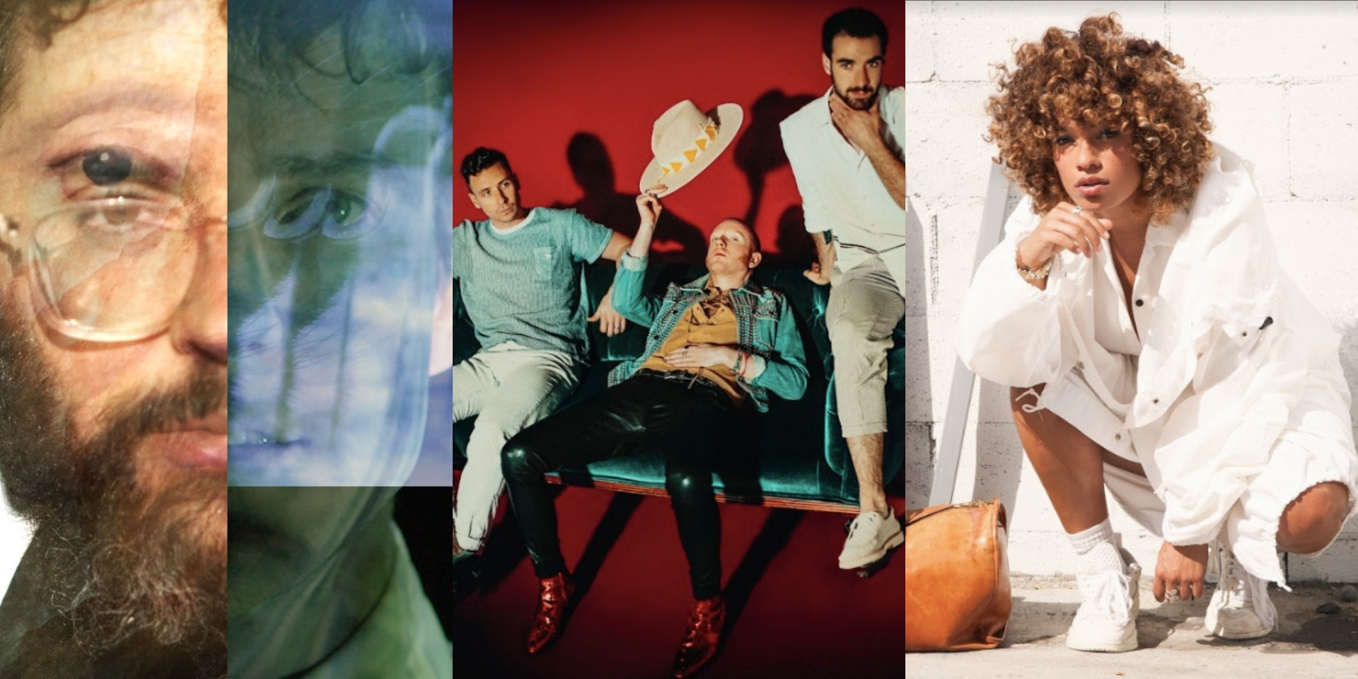 MGMT and Starley to co-headline AIA Glow Festival 2020 with Two Door Cinema Club