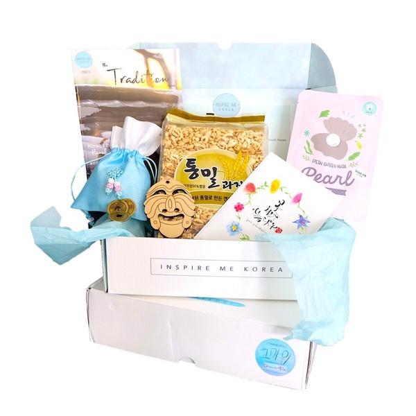 The Inspire Me Korea TRADITION Box