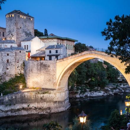 Cycling Bosnia & Montenegro