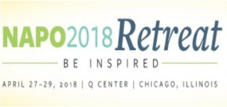 CR4-660 NAPO2018 Keynote: Live Your Life from the Front Seat!