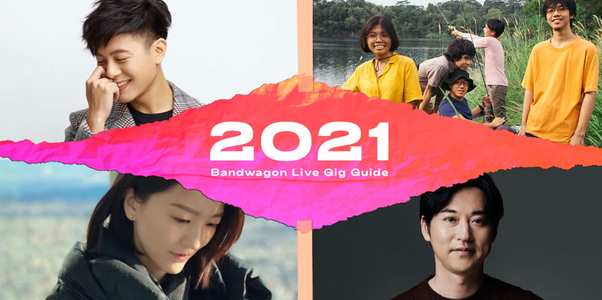Live gigs and concerts to catch in Singapore in 2021
