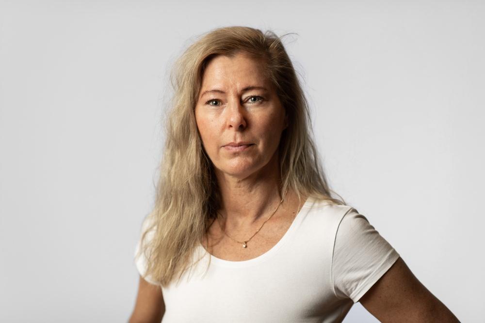 Lena Rönnefors, Tournament Director.