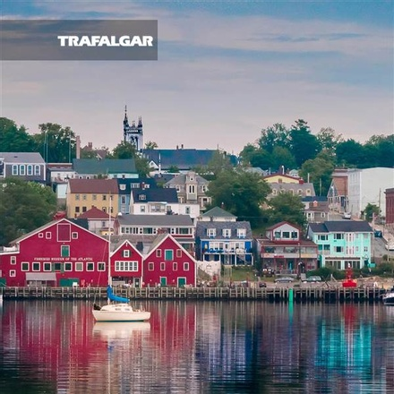 Essence of Eastern Canada with Maritimes Cruise Ocean View Cabin