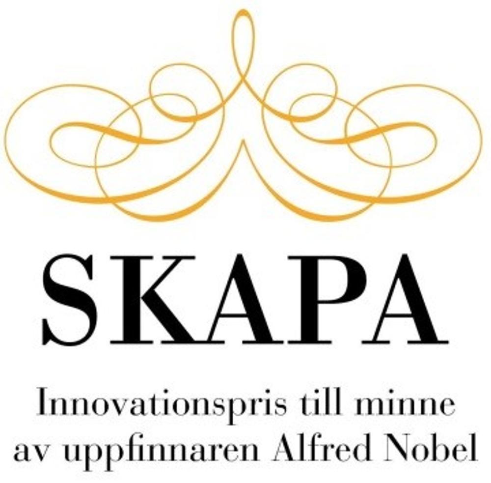 SKAPA Innovationspris till minne av uppfinnaren Alfred Nobel
