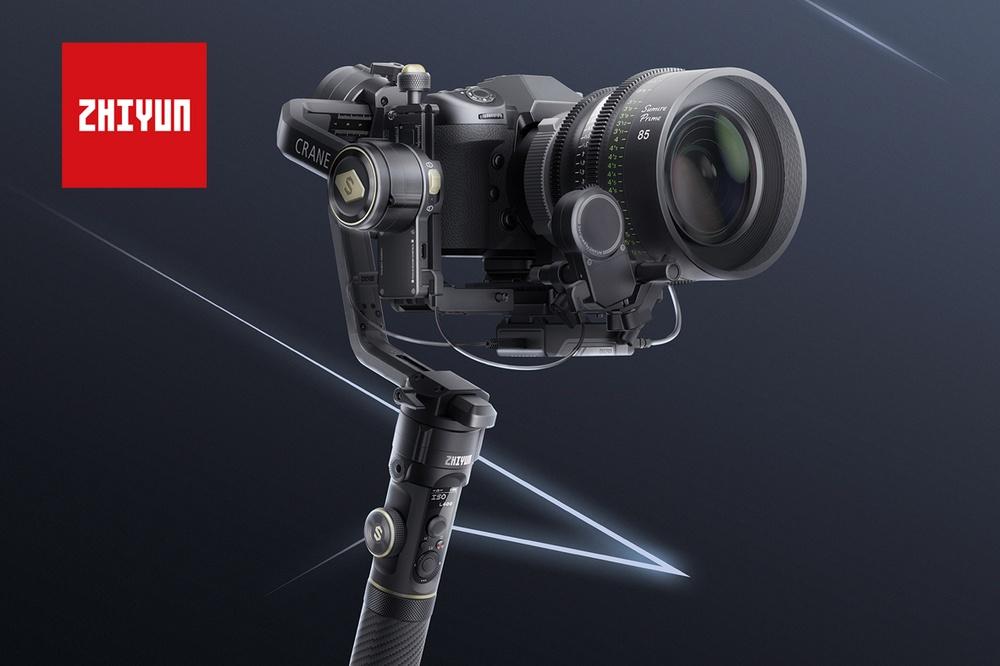 Zhiyun Crane 2S – ny gimbal för kreatörer