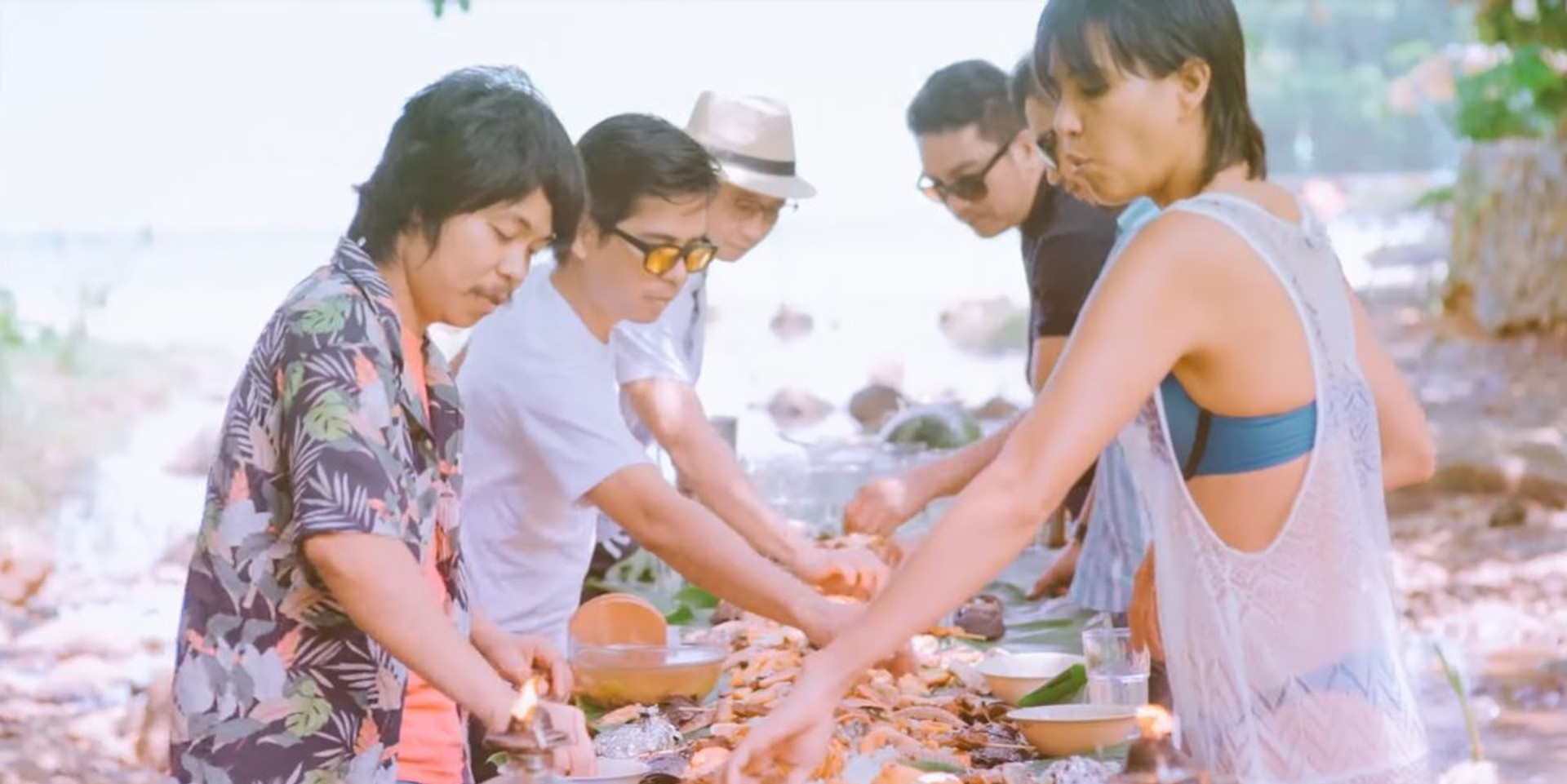 Orange & Lemons hit the beach with Empoy Marquez and Alessandra De Rossi in new 'Pag-ibig Sa Tabing-Dagat' music video – watch