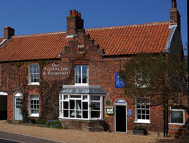 The Neptune Inn & Restaurant, Old Hunstanton, North Norfolk