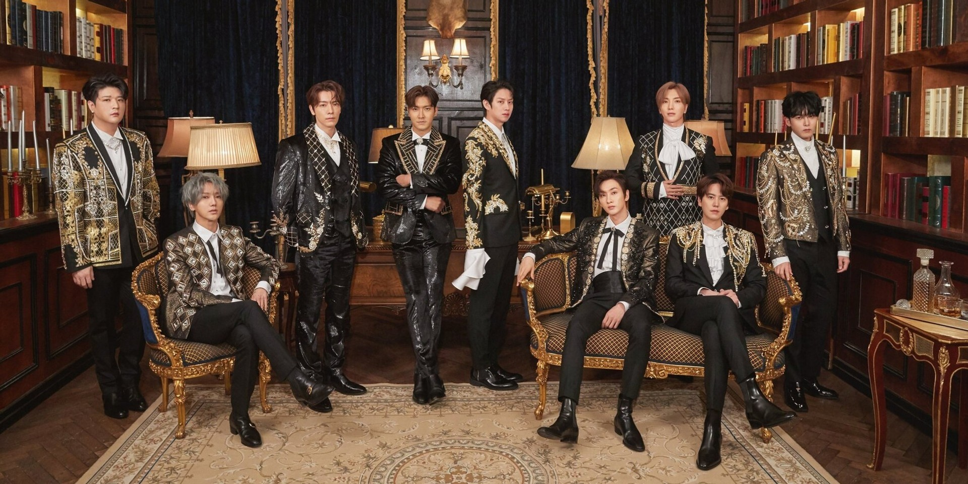 SUPER JUNIOR to host online fanmeet 'The SUPER Blue Party' this month, here's how to get tickets