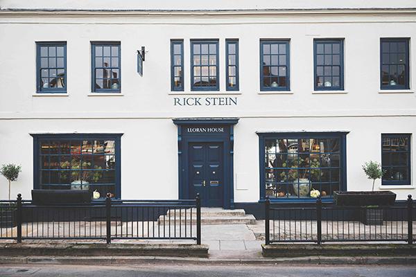 Rick Stein, Marlborough © Chetwode Ram Associates Ltd