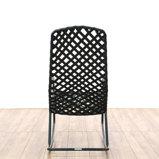 Quot Brown Jordan Quot Tamiami Metal Outdoor Rocking Chair