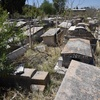 Grave Sites 10,  Borgel Jewish Cemetery at Tunis, Tunisia, Chrystie Sherman, 7/19/16