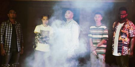 PREMIERE: Hybreed Society's aggressive, triumphal music video, 'DOWN'