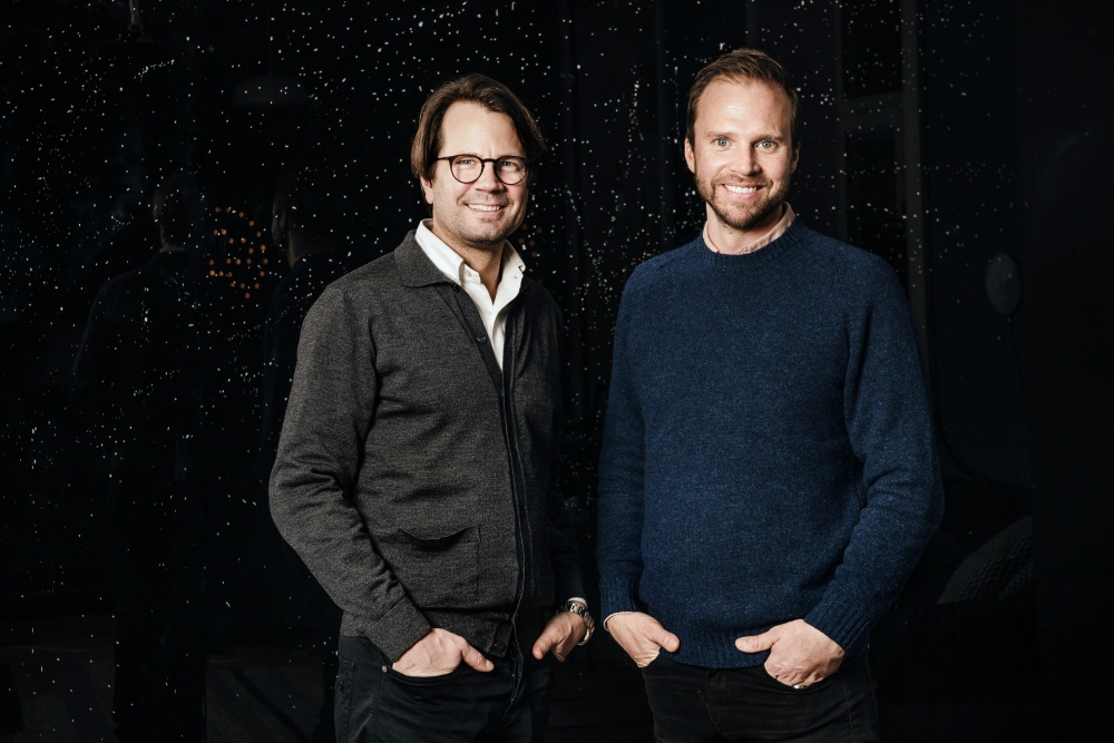 Henrik Rosvall & Johan Hemminger