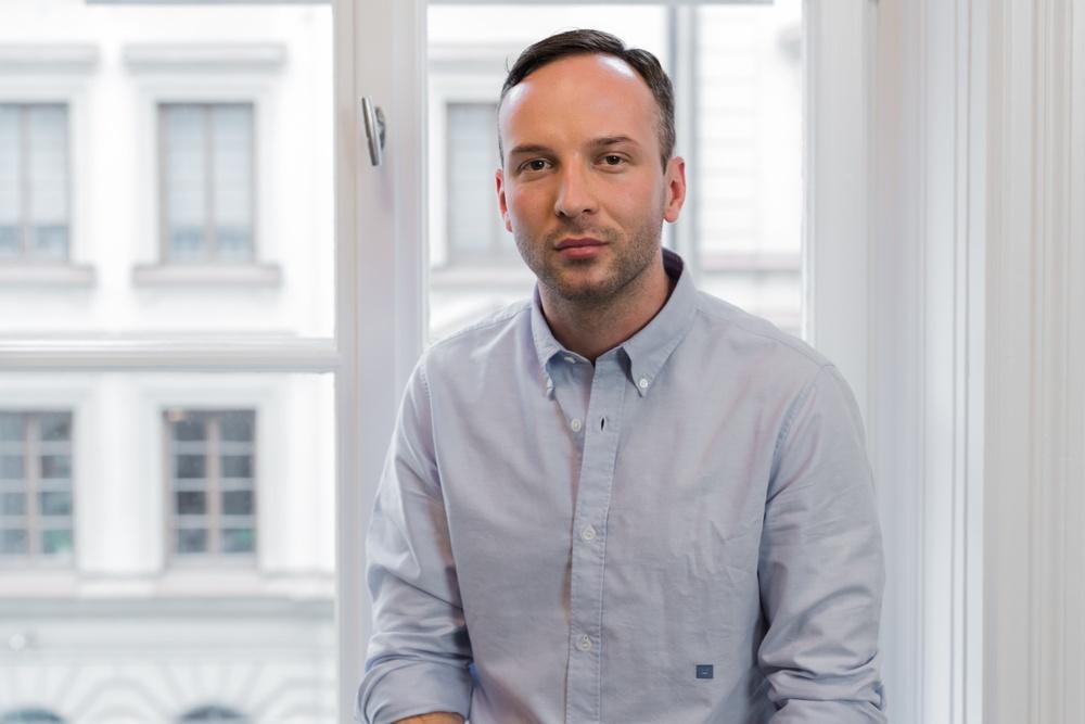 Darko Draskovic, VD för Parfym.se