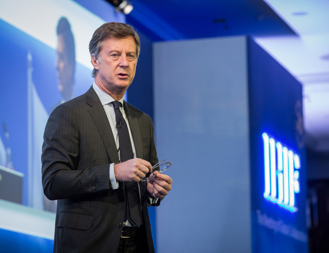 IHIF 2017: Sébastien Bazin