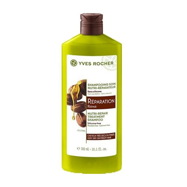 Creme cheveux boucles yves rocher