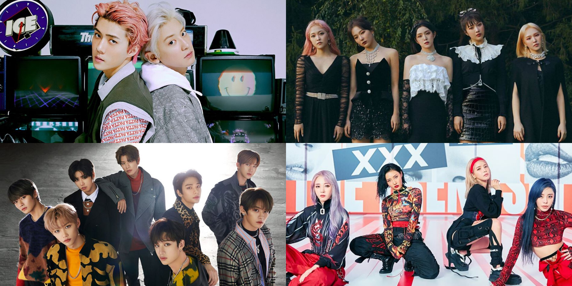 K-Pop's largest joint show, Dream Concert, launches online edition 'CONNECT:D' with Red Velvet, EXO-SC, MAMAMOO, and more